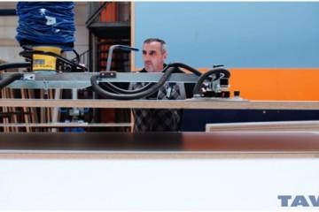 TAWI泰威真空搬运设备助力灵活的生产岗位切换,提高生产效率