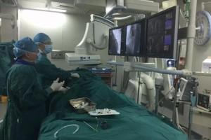 心梗加脑梗66岁患者病况凶狠胸痛中心卒中中心联手助他闯过鬼门关