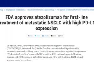 董晓荣教授未来已来免疫单药可用于NSCLC一线医治