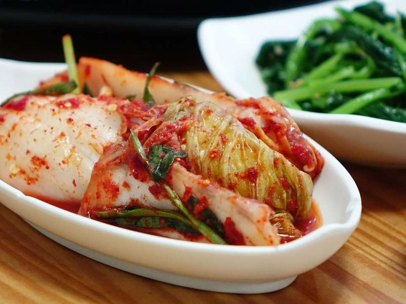 吃老坛泡菜得胃癌长期吃老坛泡菜方便面未必是件好事